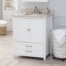 42 Inch Vanity Base Belham Living Longbourn Narrow Bath Cabinet Hayneedle