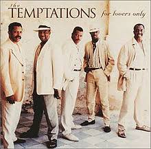 for only the temptations album