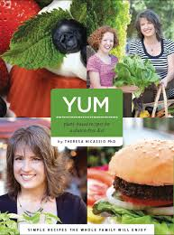 yum plant based recipes for a gluten free diet by theresa nicassio