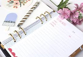 printable planner pages for 2015 2015 daily planner printable