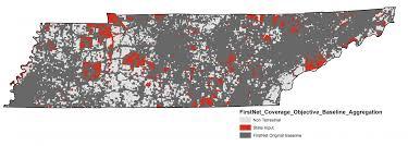 Tn State Map by Data U0026 Statistics Tacn Firstnet
