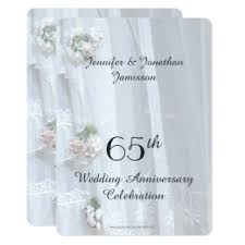 65th wedding anniversary gifts 65th anniversary gifts on zazzle