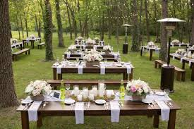 wedding table rentals midwest farm table wedding rentals ezekiel and stearns party