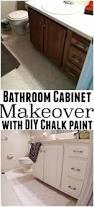 lmb rental bathroom makeover pt 2 painted vanity liz marie blog