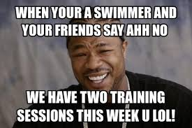 Ahh Meme - 27 most funniest swimming meme pictures of all the time