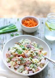 Cold Pasta Salad Dressing Hawaiian Pasta Salad The Pasta Shoppe