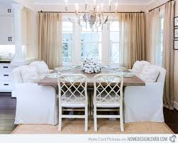 Chic Dining Room 15 Pretty And Charming Shabby Chic Dining Rooms Home Design Lover