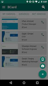 Business Card Capture App Bcard Business Card Reader Android Apps On Google Play