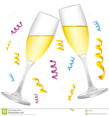 champagne clipart champagne glass vector illustration 3865579 megapixl