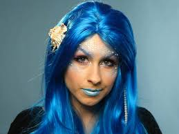 mermaid halloween costume for adults halloween mermaid makeup for adults hgtv
