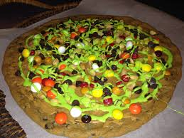 halloween cookie pizza penny u0027s food blog