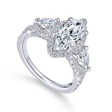 marquise diamond engagement ring unique marquise engagement rings marquise engagement rings gabriel