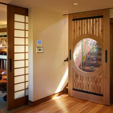 safe room doors hall asian with glass painting glass painting