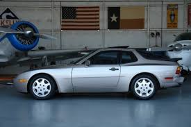 porsche 944 silver 1988 porsche 944 turbo s silver with 7 000 german