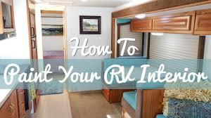 what type of paint to use on rv cabinets how to paint your rv wallpaper