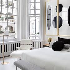 Gold Black And White Bedroom Ideas For Those Who Love Swoon Worthy Interiors With A Modern Glam Pov
