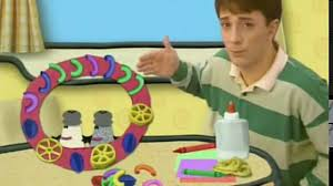 blues clues what does blue want to make video dailymotion