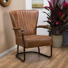 Best Leather Armchair Leather Chairs You U0027ll Love Wayfair