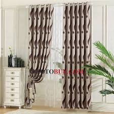 Shabby Chic Curtains For Sale by Lines Pattern Home Shabby Chic Window Curtains Buy Multi Color