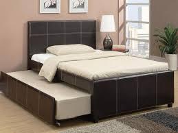 breathtaking pop up trundle bed frame adjustable stand desk king