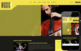 music 8 a entertainment category flat bootstrap responsive web