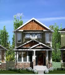 narrow house plans professional landscaping velvet sofa high end