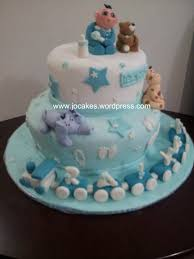 baby shower cake jocakes