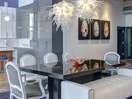 Glass Blown Chandeliers by Photo Page Hgtv