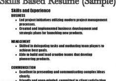 Warehouse Worker Skills For Resume Incredible Skill Resume 9 Key Skills In Resumes Skill Based Resume