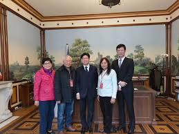 駐法國台北代表處bureau de représentation de taipei en home