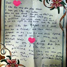 10 greatest love letters ever written by kids kids notes and