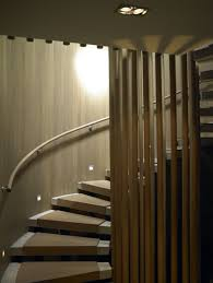 nice wooden spiral staircase with unique timber spiral stairs