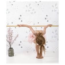 tapisserie chambre bébé fille papier peint chambre bebe fille décoration chambre enfant lilipinso