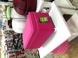 storage ottoman home goods home goods storage ottoman pink at the