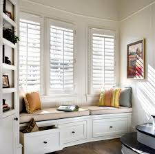 chicago best plantation shutters living room eclectic with end