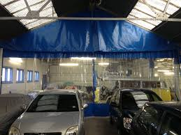 heavy duty garage curtains mobile curtains uk industrial curtains spray booth curtains