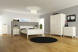 Laminate Bedroom Furniture by Black And White Bedroom With Wood Furniture Vivo Furniture