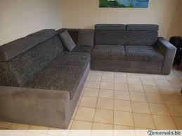 canapé l canape l function lit a vendre 2ememain be