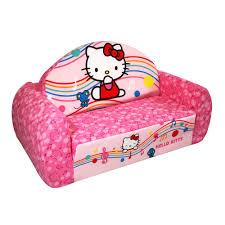 Hello Kitty Bedroom Set Toys R Us Sanrio Toddler Hello Kitty Music Notes Flip Sofa Multicolor