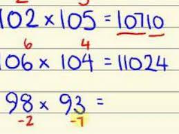 vedic mathematics google