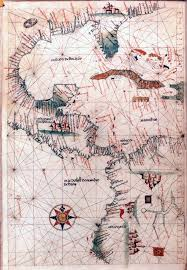 Map Of Central America And Caribbean by 16th Century Map Of America Accurately Depicts The Caribbean And