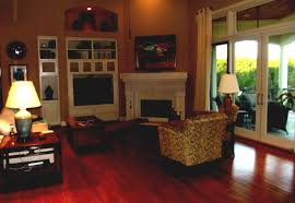 Powder Rooms With Wainscoting Living Room Living Room With Corner Fireplace Decorating Ideas