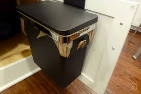 Kitchen Garbage Cabinet The Best Small Trash Cans The Sweethome