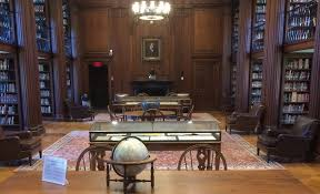 the day missions reading room yale university library