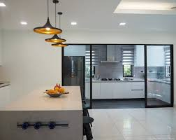 modern wet kitchen design 14 wet and dry kitchen design ideas in malaysian homes recommend