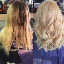 Great Lengths Hair Extensions San Diego by Before U0026 Afters Great Lengths Salon Boyertown Hair Salon U0026 Spa