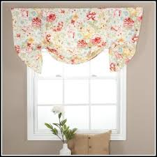 Tie Up Valance Curtains Decorating Appealing Tie Up Valance Kitchen Curtains We The