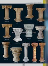 pillar designs for home interiors home decorative carved columns for interior design