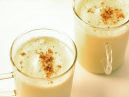Southern Comfort Eggnog Vanilla Spice Eggnog Recipe Alton Brown Food Network