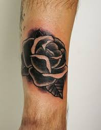 black rose tattoos designs ideas and meaning tattoos for you